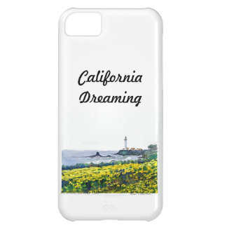 California Dreaming Case Case For iPhone 5C