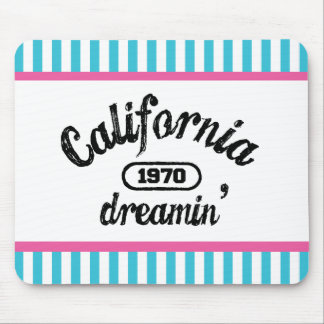 California Dreaming Mouse Mat