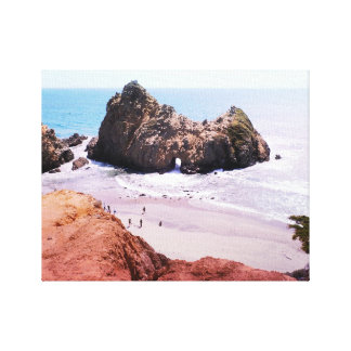 California Dreams Stretched Canvas Print
