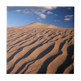 California, Dumont Dunes in the Mojave Desert Tile