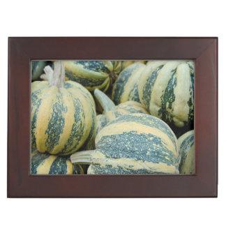 California. Fall Harvest In California Keepsake Box