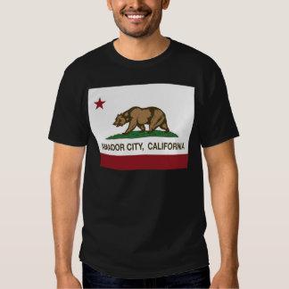 california flag amador city tees