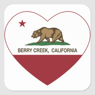 california flag berry creek heart stickers