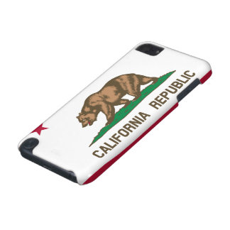 California Flag iPod Touch (5th Generation) Covers