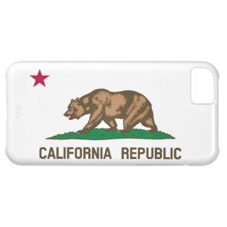 California Flag iPhone 5C Case
