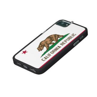 California Flag iPhone 5/5S Case