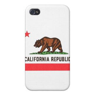 CALIFORNIA FLAG CASE FOR iPhone 4