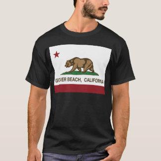 california flag grover beach T-Shirt