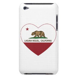 california flag laguna niguel heart iPod Case-Mate cases