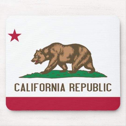 California Flag Mouse Mat