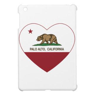 california flag palo alto heart iPad mini cases