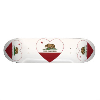 california flag ross heart skateboard