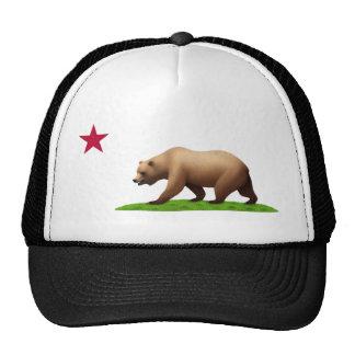 California Flag Theme 02 Trucker Hats
