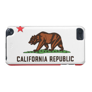 CALIFORNIA FLAG Touch iPod Touch (5th Generation) Cases