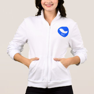 California Fleece Zip Jogger (Medium) Printed Jackets