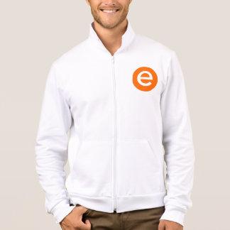 """California Fleece Zip Jogger with Vemma """"E"""" Jacket"""