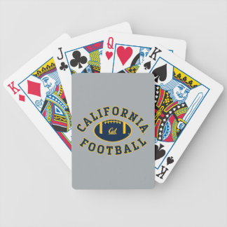California Football | Cal Berkeley 5 Bicycle Playing Cards