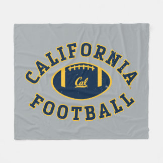 California Football | Cal Berkeley 5 Fleece Blanket