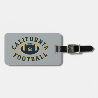 California Football | Cal Berkeley 5 Luggage Tag