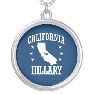 CALIFORNIA FOR HILLARY NECKLACE