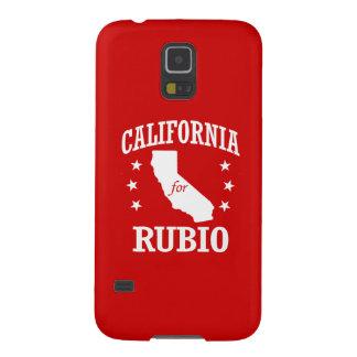 CALIFORNIA FOR RUBIO GALAXY S5 COVER