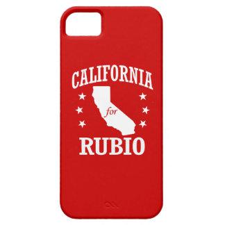 CALIFORNIA FOR RUBIO iPhone 5 COVERS