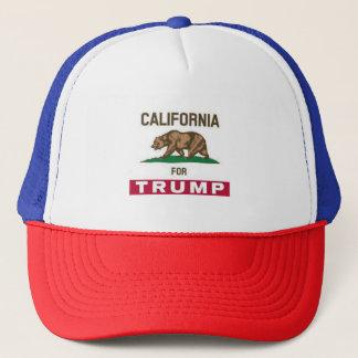 CALIFORNIA FOR TRUMP HATS