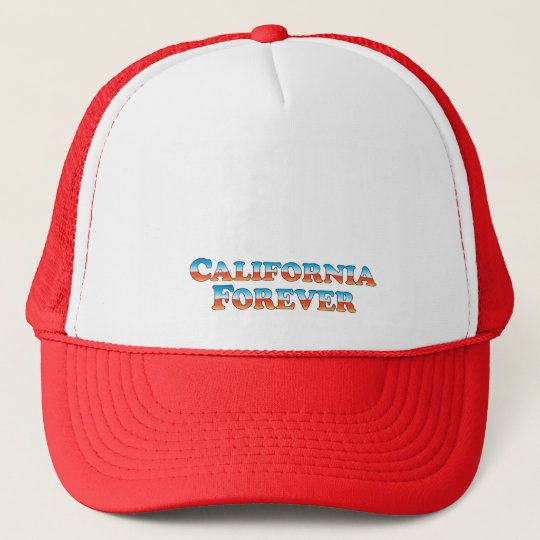 California Forever - Clothes Only Cap