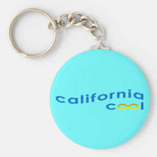 California - forever - cool key ring