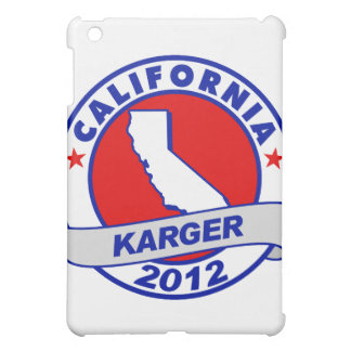 California Fred Karger Cover For The iPad Mini