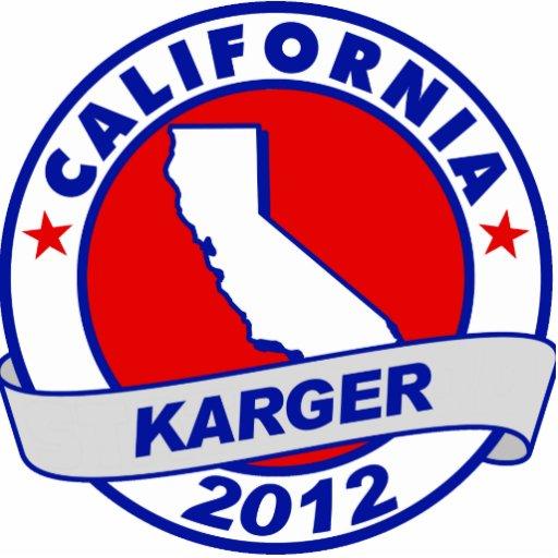 California Fred Karger Photo Cutout