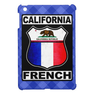 California French American iPad Cover
