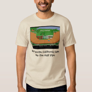 California Game T-Shirt