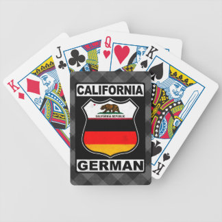California German American Cards