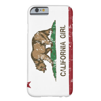 California Girl Barely There iPhone 6 Case