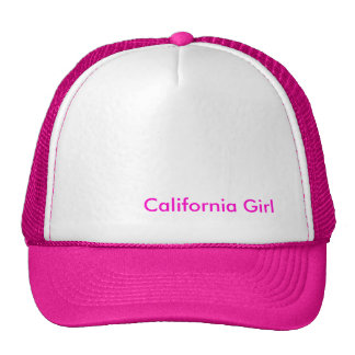 California Girl Mesh Hat