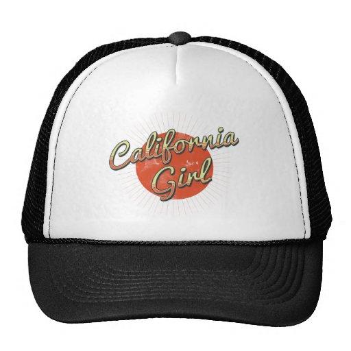 California girl hats