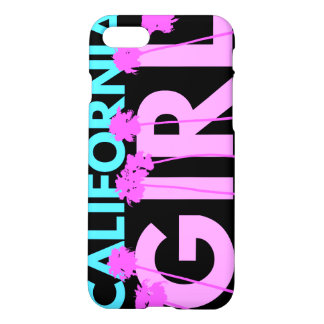 California Girl iPhone 7 Case