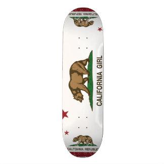 California Girl Skateboards