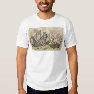 California Gold Diggers (2525A) T Shirt