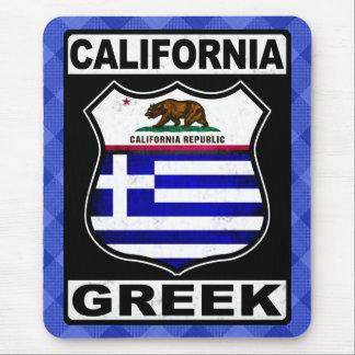 California Greek American Mousemat