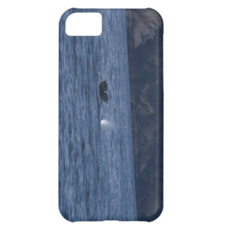 California Grey Whale and Blow Cover For iPhone 5C