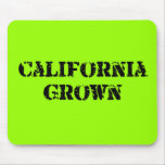 California Grown Mouse Pads