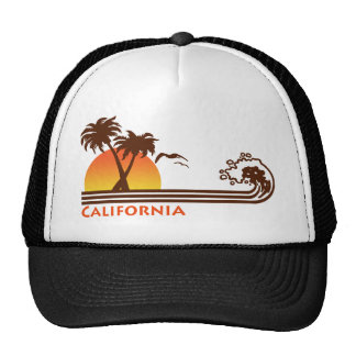 California Mesh Hat