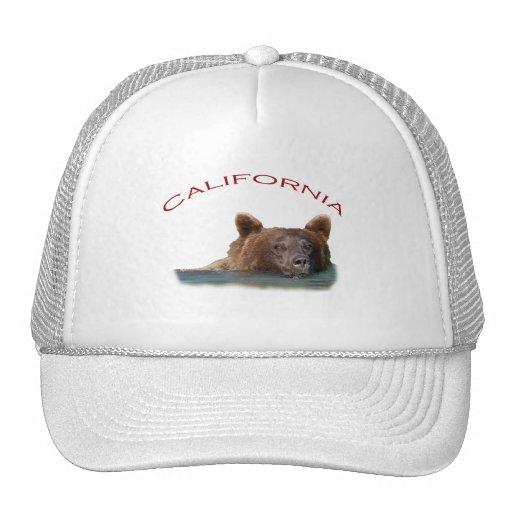 California Mesh Hats