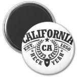 California, Heck Yeah, Est. 1850
