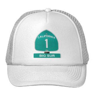 California Highway 1 Big Sur Hat