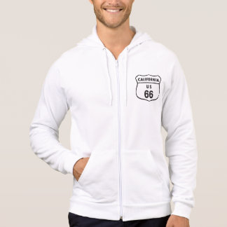 California Highway Fleece Hoodie