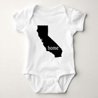 California Home Baby Shirt