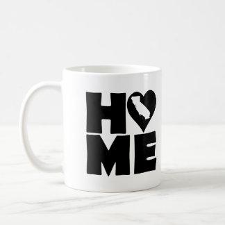 California Home Heart State Mug or Travel Mug